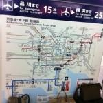 東京に来てます