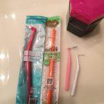 歯ブラシだけじゃ物足りない…
